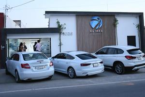 16092021 Los consultorios se ubican en la avenida Presidente Carranza.
