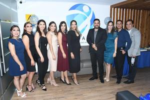 16092021 Los doctores Elio González y Cecilia Reyes.