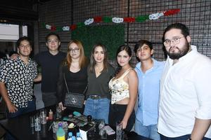 18092021 Ricardo, Víctor, Mayra, Sofía, Fernanda, Héctor y Miguel.