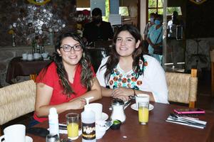 17092021 Ruth Sonora y Micaela Rodríguez.