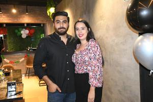 18092021 Diego Zamorano y Laura Martínez.