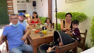 20092021 Juan Carlos, Alditros, Lesly, María, Susana, Emilio y Andrés.