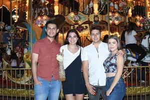 21092021 Rafael, Dulce, Adrián y Fanny.