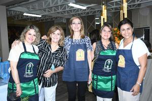 22092021 Alejandra, Margarita, Leni, Cecy y Magda.