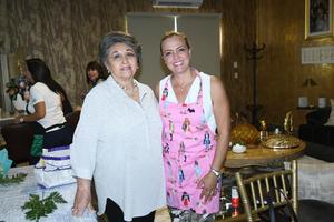 22092021 Ángeles Balcázar y Betty.