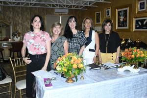 22092021 Yadira, Ivón, Gaby, Magda y Marilú.