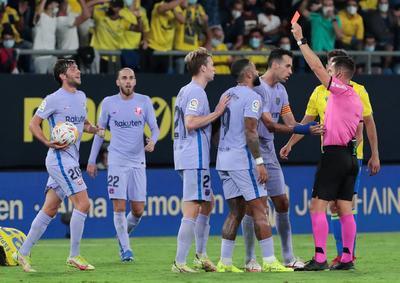 Barcelona se atasca y empata a cero con el Cádiz