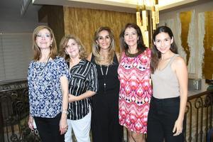 25092021 Leni, Margarita, Nora, Susy y Marcela.