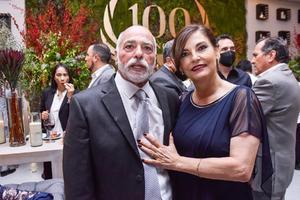 26092021 Luis Murra y Mónica Irazoqui.