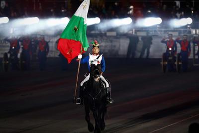México conmemora la consumación de su Independencia con representación histórica