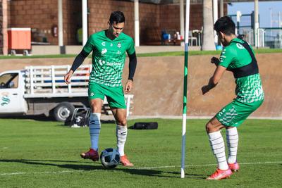Prepara Santos duelo en 'La Perla del Pacífico' ante Mazatlán FC