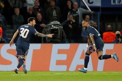 Messi remata el triunfo del PSG ante el Manchester City