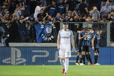 Atalanta consigue valioso triunfo ante Young Boys en la jornada de grupos de la Champions League