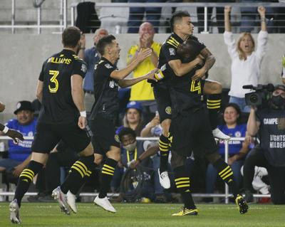 Columbus Crew vence al Cruz Azul y se corona en la Campeones Cup 2021