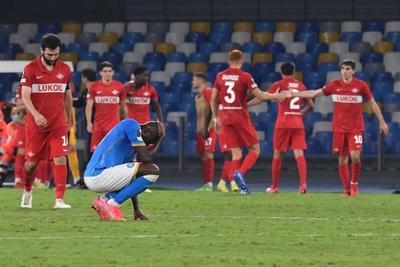 Napoli cae pese a gol tempranero; Tottenham gana