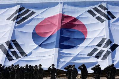 Corea del Sur celebra Día de las Fuerzas Armadas