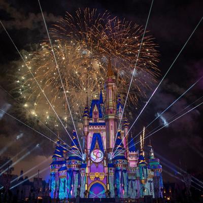 Disney World celebra 50 años de su creación