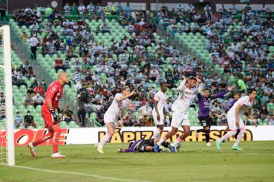Santos vence a Mazatlán y vuelve a zona de repechaje