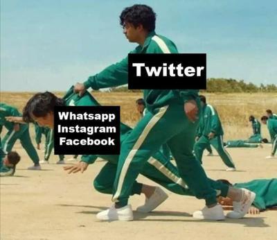 Falla de Facebook, Instagram y WhatsApp desata memes