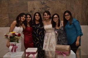 05102021 CELEBRA SU DESPEDIDA DE SOLTERA.  Lizeth Torres Martínez acompañada de sus amistades.