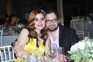 06102021 Mónica Ramírez y Jorge Galindo.