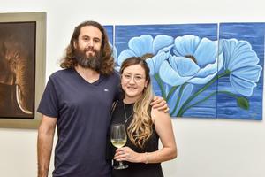 07102021 Enrique Menéndez y Cecilia Menéndez.