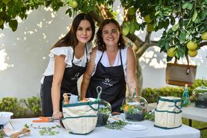 08102021 Sandra Romero y Tita Chiffer de Mijares.