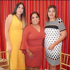 09102021 Ittay Munive, Tania de León y Lucero Salaís.