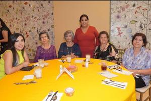09102021 Martha Olga Valenzuela, Alicia Ríos,  María Elena Chávez, Tania de León y Esther Violante.