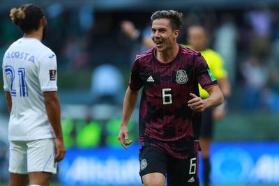 México golea a Honduras en las eliminatorias rumbo a Qatar 2022