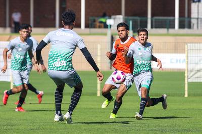 Santos inicia semana de entrenamiento rumbo a la visita a los Tuzos