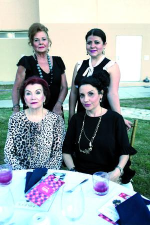 14102021 Karina, Ana Silvia, Cristy y Cristina.