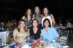 14102021 Esteysi Anaya, Ana, Priscila, Erika, Gisela y Cristi.