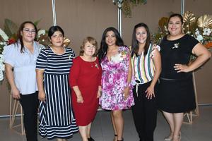 15102021 Cynthia, Sandra, Perla, Ludy, Paty, Nidia y Lulú.