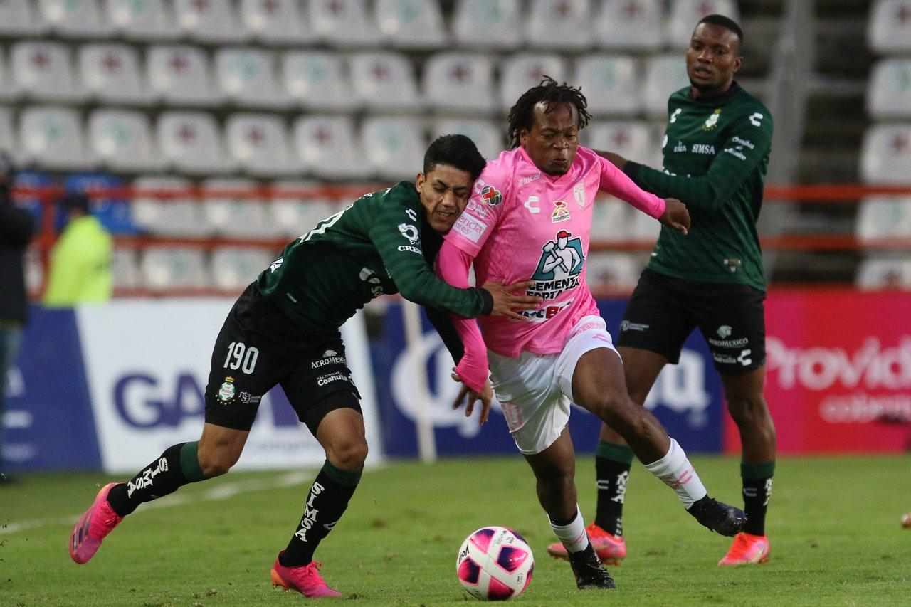Santos rescata el empate ante Pachuca en la Jornada 13 del Apertura 2021