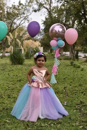 16102021 Cumpleaños número 3 de la pequeña Karina García de León.- SOTOMAYOR FOTOGRAFÍA