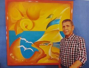 24102021 El maestro José Roberto Andrade Cruz expondrá su obra '30 años, lo importante' en el Museo de Arte Moderno de la Casa de la Cultura Ernestina Gamboa el jueves 28 de octubre a las 19:00 hrs. como parte del Festival Internacional Revueltas. (Entrada libre)