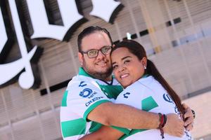 23102021 Tania de León Sifuentes y César Jesús Valenzuela Chávez contraerán hoy matrimonio por lo civil y la recepción nupcial se llevará a cabo en el Jardín Versalles de Torreón.