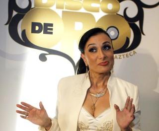 tv azteca disco oro: