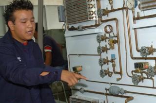 Los gases refrigerantes dañan la capa de ozono