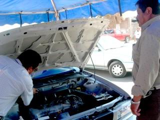Comienza revisión del transporte público de Matamoros