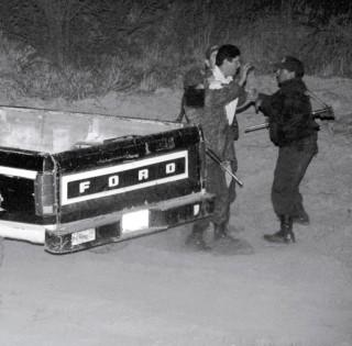 Buscan a comandos armados en Durango