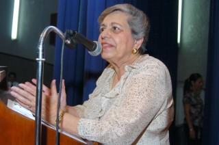 Reconocen trayectoria de Margarita Gómez Palacio