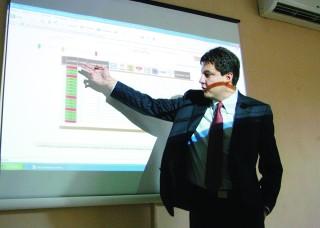 En Internet, resultados de la jornada electoral