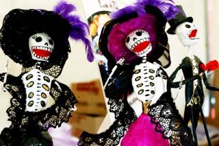 Las calaveras, una visión mexicana de la muerte