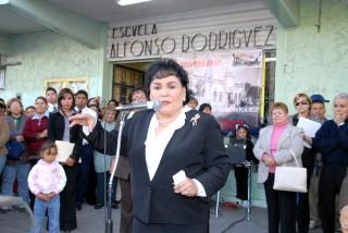 Regresa Carmen Salinas a su niñez