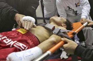 Boxeador Yosam Choi muere después de ganar