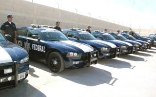 Policía Federal estrenan patrullas