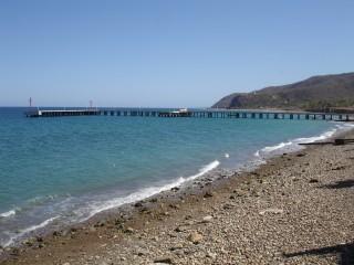 Las Islas Marías, prisión con muros de agua