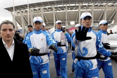 Juegos Olímpicos: el blanco perfecto